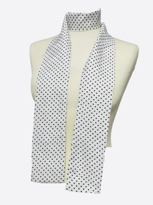 Tilly stars neck scarf