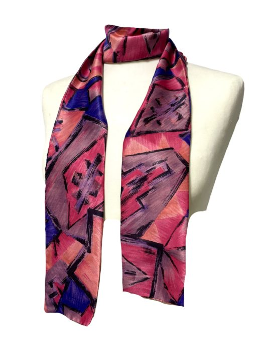 tilly aztec neck scarf